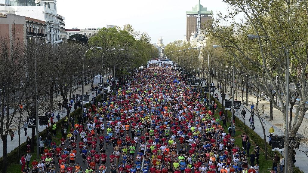 Atletismo EDP Rock 'n' Roll Madrid Maratón 2018 (1)