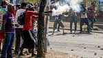 Muere de un disparo un periodista que cubría las protestas en Nicaragua