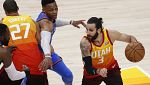 Ricky lidera a los Jazz en su mejor noche en la NBA