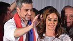 El oficialista Mario Abdo gana por estrecho margen las elecciones presidenciales de Paraguay