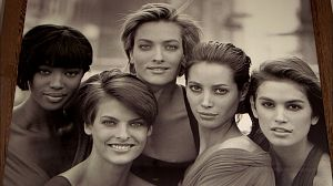 Modelos, glamour y poder