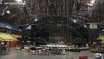 OTVisión - Así se está construyendo el escenario de Eurovisión 2018