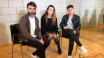 OTVisión - Amaia y Alfred cuenta cómo llevan los ensayos de Eurovisión