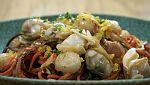 Torres en la cocina - Espaguetis vegetales