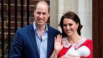 Los duques de Cambridge, padres de su tercer hijo