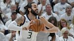 Los Jazz de Rubio, a un paso de las semifinales de conferencia de la NBA