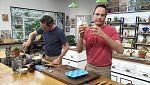 Torres en la cocina - Pollo crujiente y huevos de chocolate