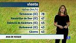 El tiempo en Extremadura - 24/04/18