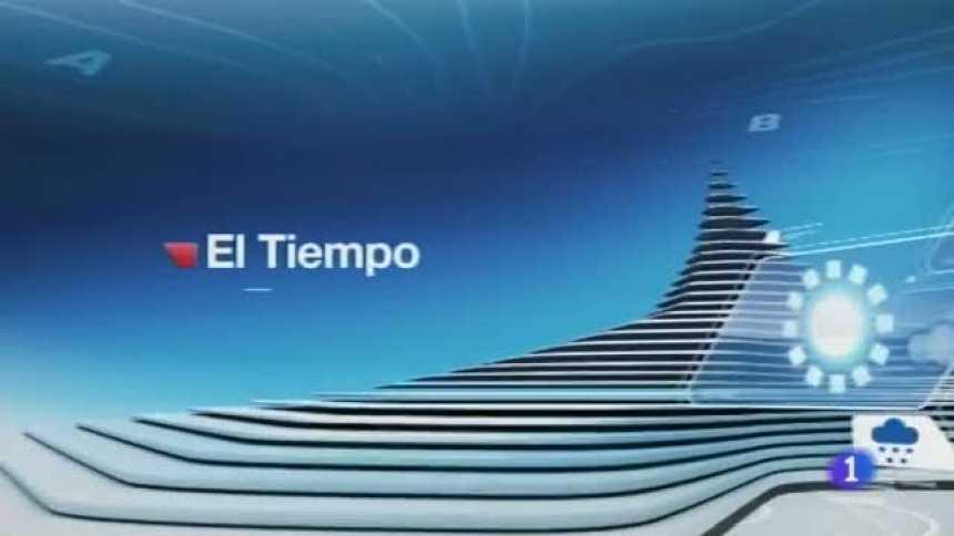El Tiempo en Castilla-La Mancha - 25/04/18