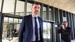 Santi Vila declara en Huesca por dos delitos relacionados con el conflicto de los bienes de Sijena