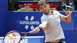 Tenis - ATP 500 'Trofeo Conde de Godó': M. Jaziri - G. Dimitrov