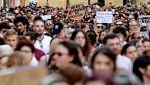 """""""Yo sí te creo"""": la indignación por la sentencia del juicio de 'La Manada' recorre las calles del país"""