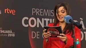 Premis Continuarà edició 2018