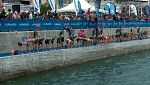 Triatlón - ITU World Series. Prueba Bermuda. Carrera Élite Femenina
