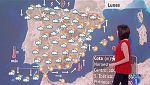 La semana arranca con intervalos de viento fuerte en el Cantábrico oriental
