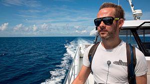 Criaturas salvajes con Dominic Monaghan: cubo de medusa