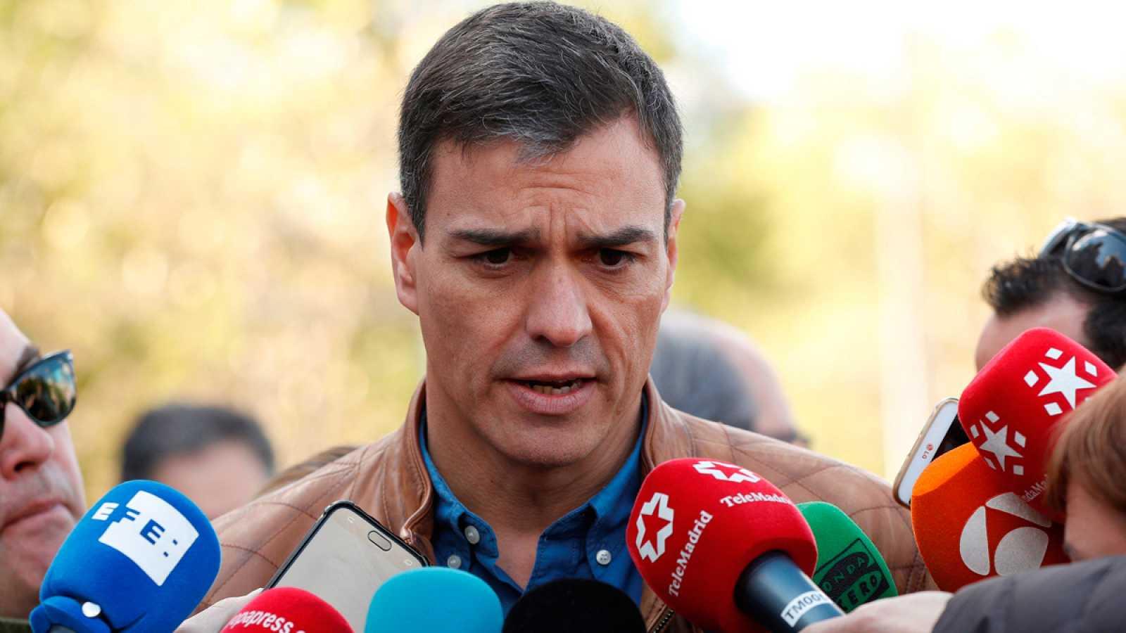Resultado de imagen de Sánchez pide a Catalá que aclare su acusación particular al juez de 'La Manada'