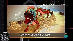 El dragón de las mil cabezas - avance