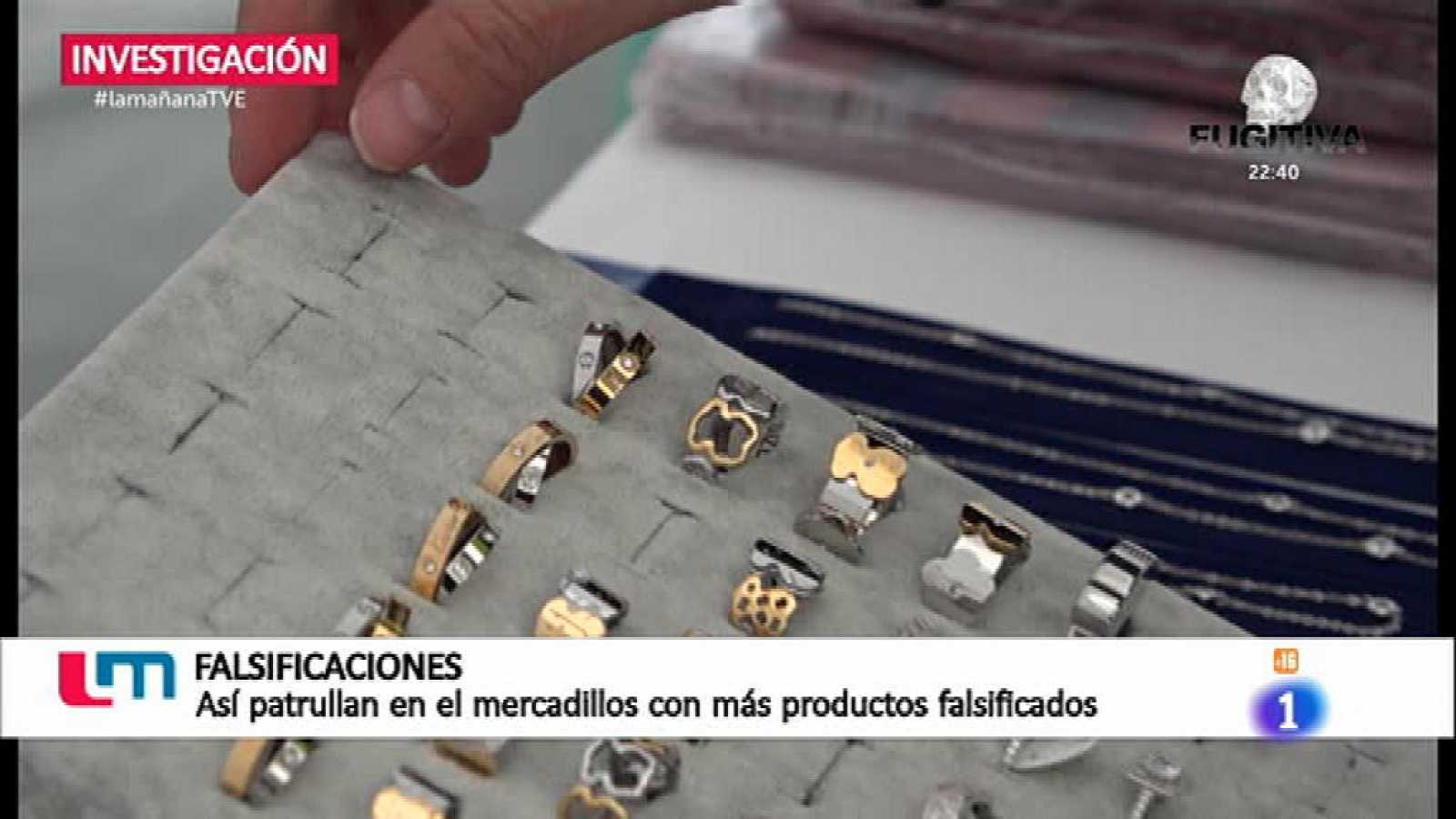 Productos falsificados