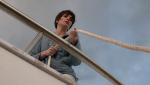 Fugitiva - José K ofrece un plan a Magda para acabar con sus enemigos