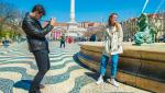 Corazón - Amaia y Alfred: dos turistas antes del primer ensayo de Eurovisión