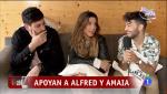Corazón - El mayor apoyo de Amaia y Alfred