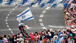 El Giro y su polémico inicio en Jerusalén