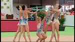 Gimnasia rítmica - Copa del Mundo Iberdrola 2018: Calificación Conjuntos 5 Aros