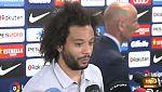 "Marcelo: ""Hubo penalti. Merecimos la victoria"""