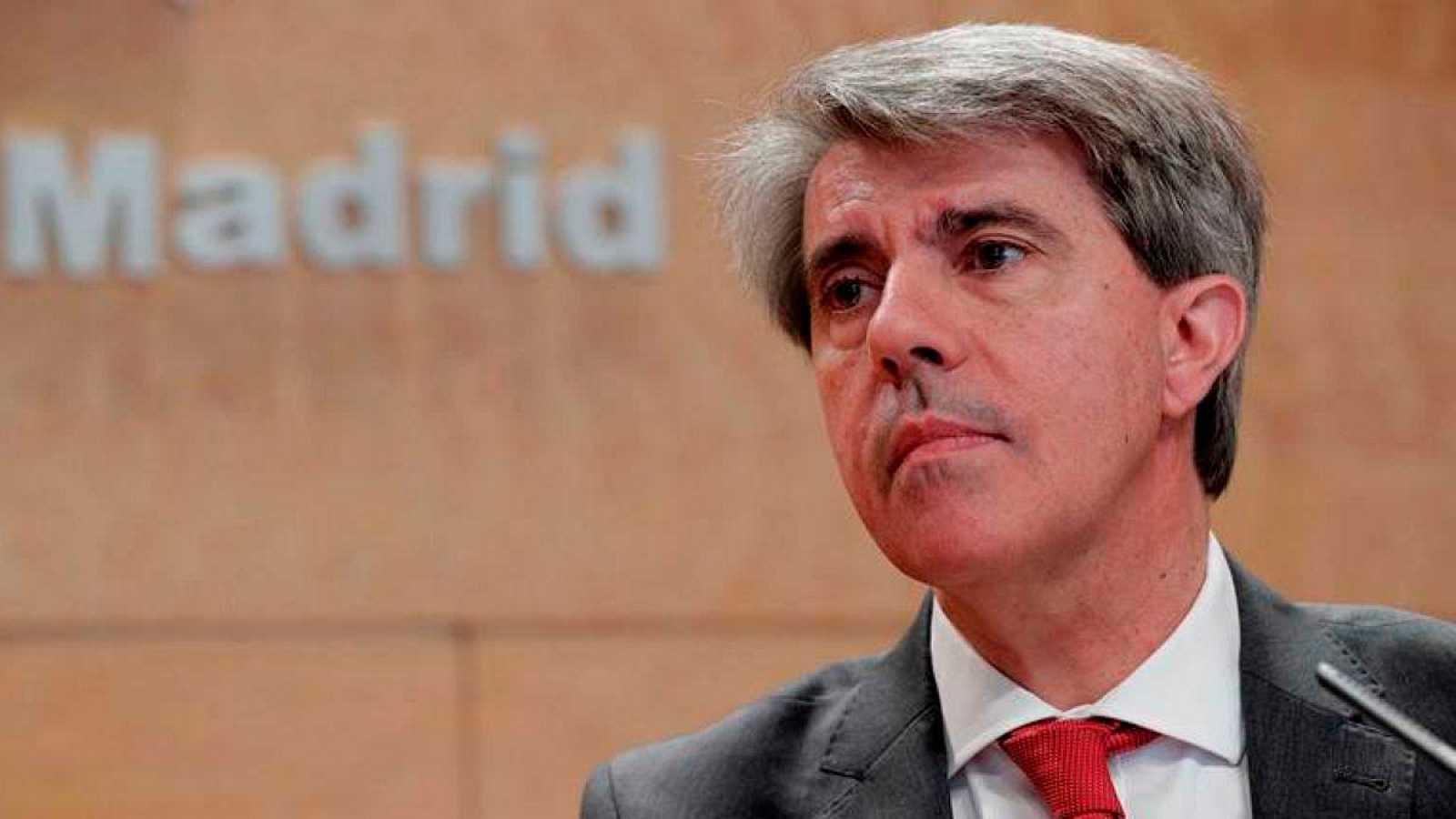Resultado de imagen de El PP elige a Garrido para presidir la Comunidad de Madrid hasta 2019 rtv