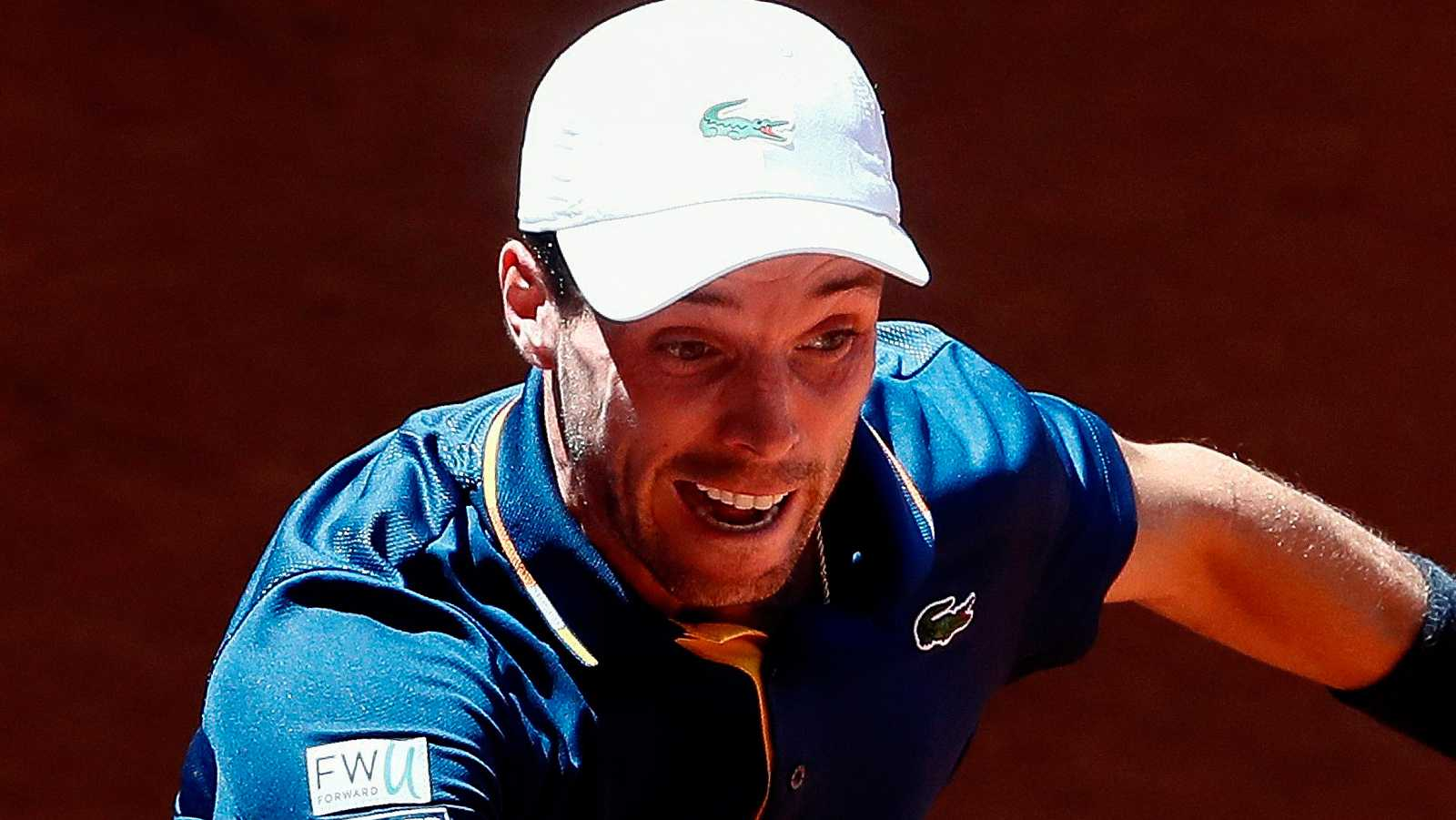"""El tenista español ha derrotado a Donaldson en primera ronda en un partido complicado que tuvo que remontar y tras el que aseguró que le había """"costado mucho encontrar el ritmo de partido""""."""