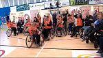Baloncesto en silla de ruedas - Liga nacional División de Honor. Final