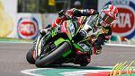 Motociclismo - Campeonato del Mundo Superbike. WSBK 2ª carrera Prueba Imola (Italia)