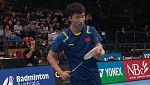 Bádminton - Australian Open. Final individual masculina