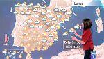 Este lunes habrá lluvia en Galicia, Cantabria y Navarra y poco nuboso resto del país