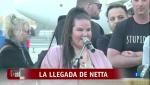 """Corazón - Netta: """"Estoy muy contenta de que seamos una razón para estar felices"""""""