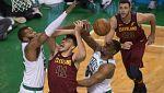 Los Celtics destrozan a Cavaliers y toman ventaja en la final del Este