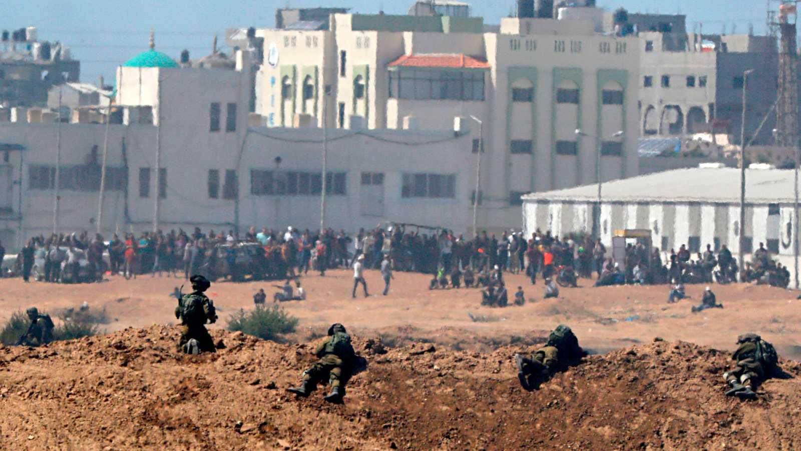 Embajada Estados Unidos Jerusalén | Gaza: El Ejército de Israel mata ...
