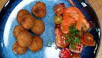 Torres en la cocina - Croquetas de pringá