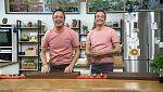 Torres en la cocina - Ensalada de capellanes y arroz pericana