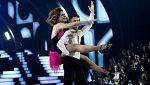 """Bailando con las estrellas - Pelayo Díaz e Inés bailan """"Dolce vita"""""""