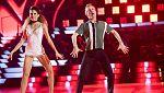 """Bailando con las estrellas - Fernando Guillén Cuervo y Arismel bailan """"Great balls of fire"""""""