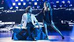"""Bailando con las estrellas - Gemma Mengual y Abel bailan """"Love on the brain"""""""