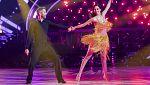 """Bailando con las estrellas - Roberto y Rocío bailan """"Échame la culpa"""""""