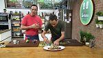 Torres en la cocina - Tartar de aguacates y fideos con pavo