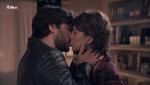 Servir y proteger - El tierno beso entre Íker y Alicia