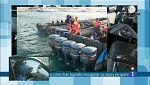 Tensión en Algeciras