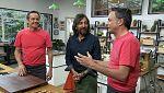 Torres en la cocina - Croquetas de pringa y royal de alubias