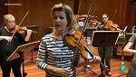 Atención obras - Anne-Sophie Mutter, violinista