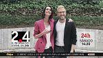 La tarde en 24 horas - Entrevista - 17/05/18